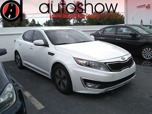 View 2012 Kia Optima Hybrid