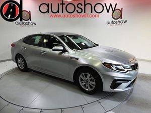 View 2019 Kia Optima