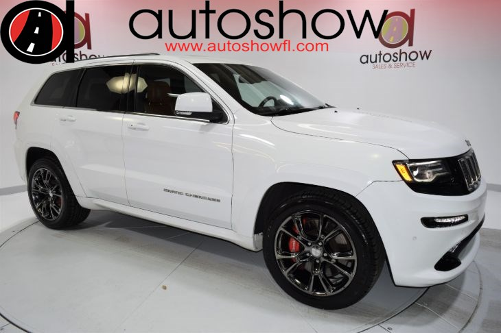2015 Jeep Grand Cherokee SRT - AutoShow Sales and Service