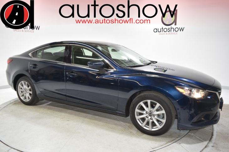 Used 2016 Mazda Mazda6 I Sport In Plantation