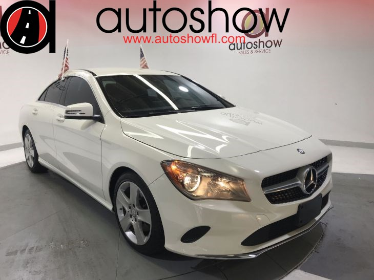 2017 Mercedes-Benz CLA CLA 250 4MATIC®