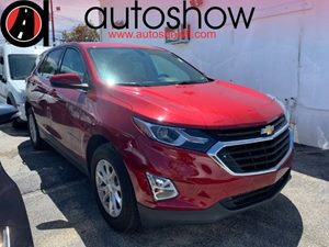 View 2018 Chevrolet Equinox