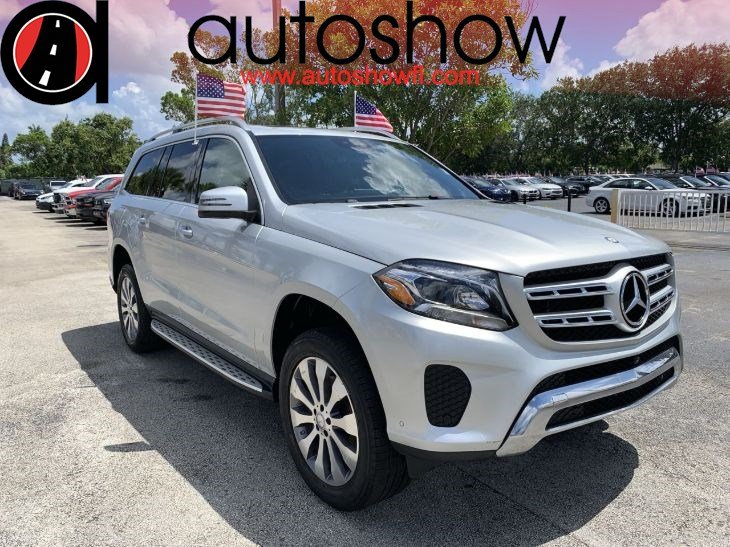 2017 Mercedes-Benz GLS GLS 450 4MATIC®
