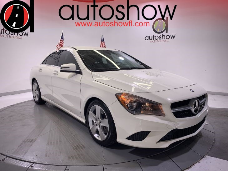 2016 Mercedes-Benz CLA CLA 250 4MATIC®