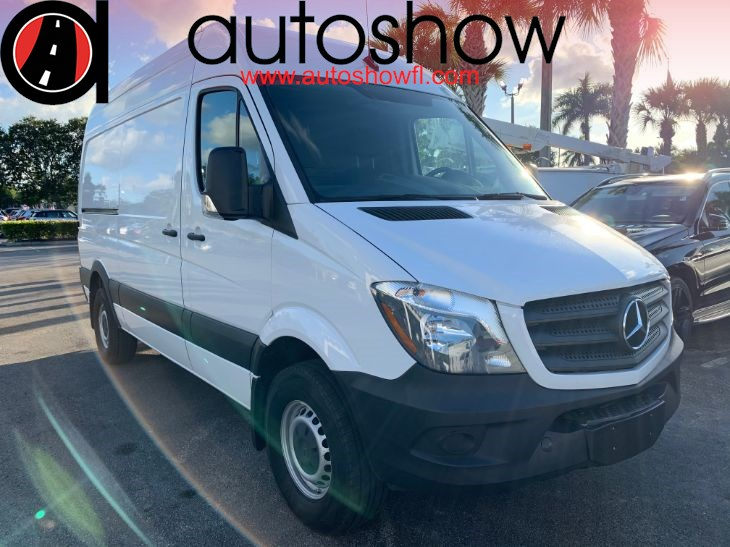2017 Mercedes-Benz Sprinter 2500 Cargo 144 WB