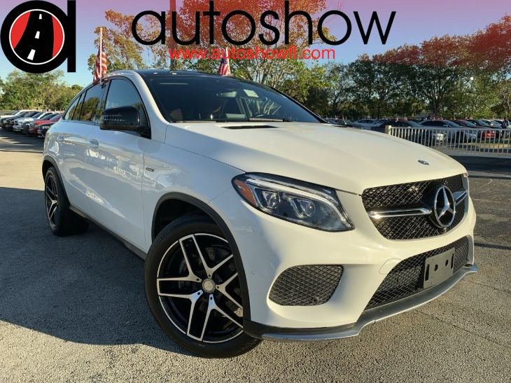 2016 Mercedes-Benz GLE GLE 450 AMG® 4MATIC®