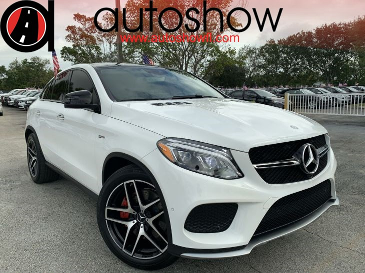 2017 Mercedes-Benz GLE GLE 43 AMG® Coupe 4MATIC®