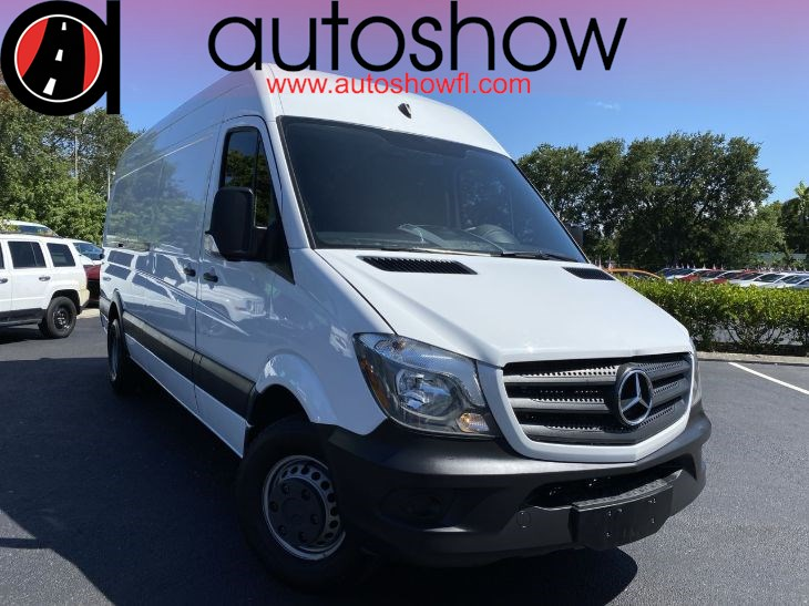 2017 Mercedes-Benz Sprinter 3500 Cargo 170.3 in WB Extended