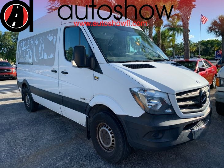 2014 Mercedes-Benz Sprinter 2500 Cargo 144 WB