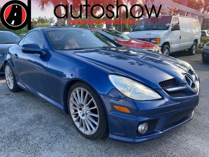 2009 Mercedes-Benz SLK SLK 300 Base