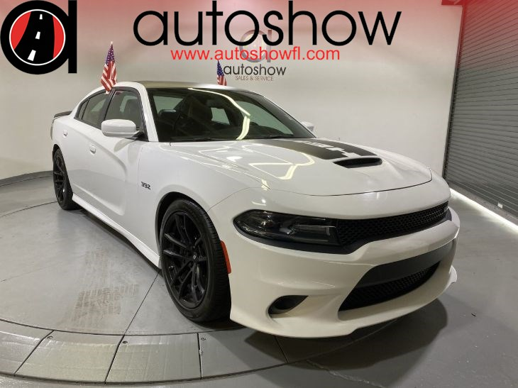 2017 Dodge Charger R/T 392 Daytona Edition