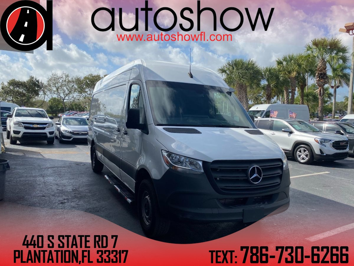 2019 Mercedes-Benz Sprinter 2500 Cargo 170 WB High Roof