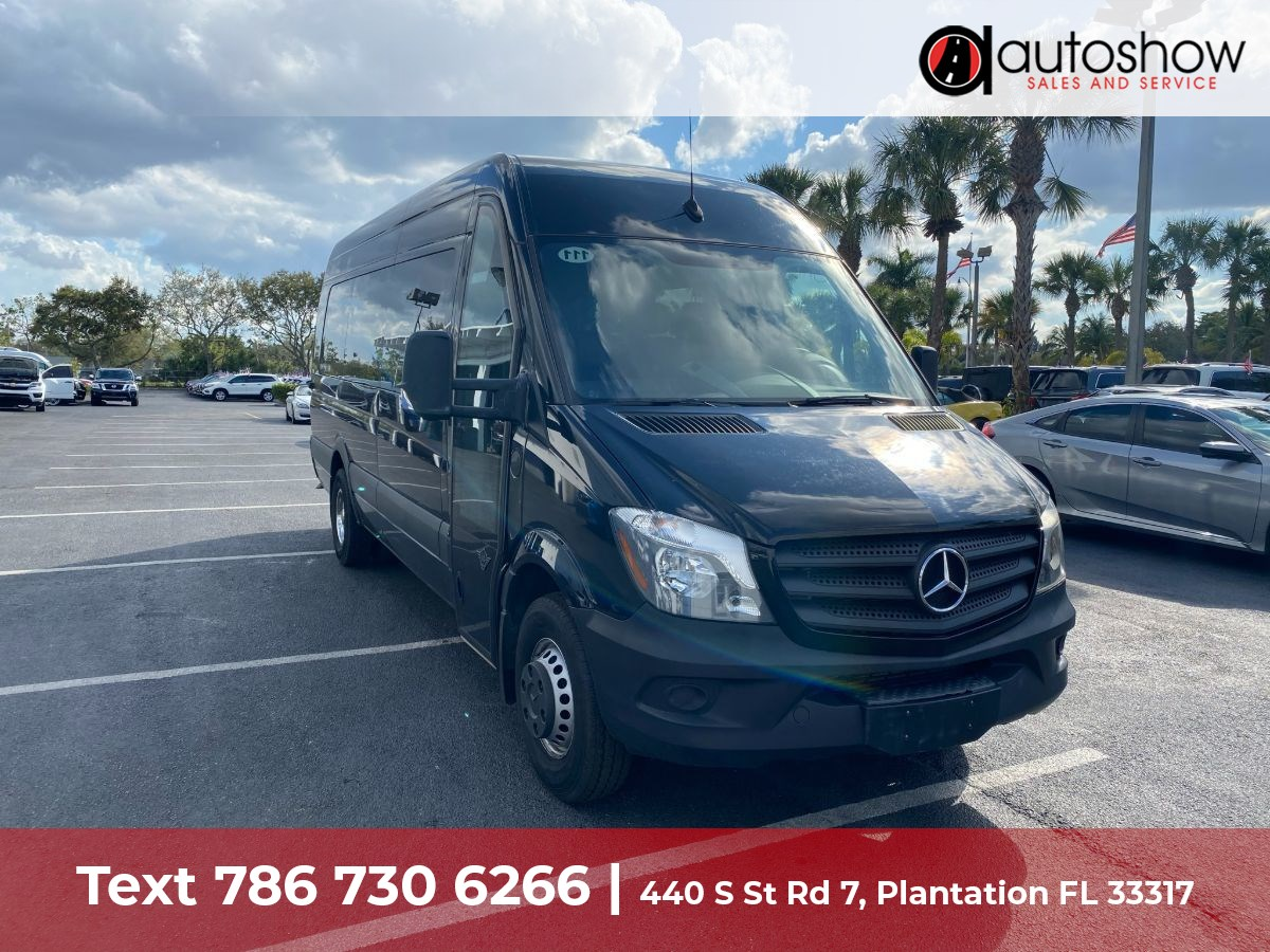 2018 Mercedes-Benz Sprinter 3500 Passenger by LA West  High Roof