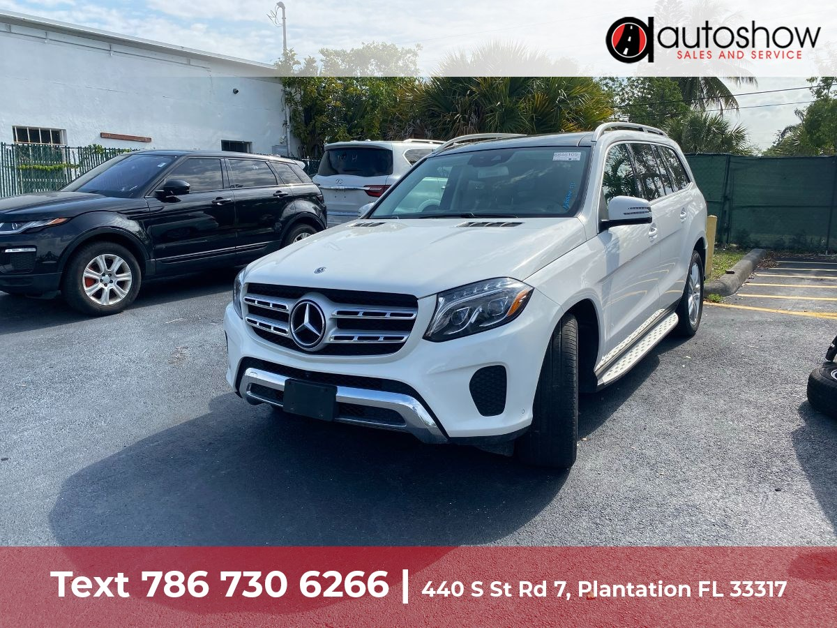 2018 Mercedes-Benz GLS GLS 450 4MATIC®