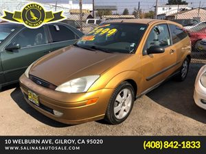 View 2001 Ford Focus