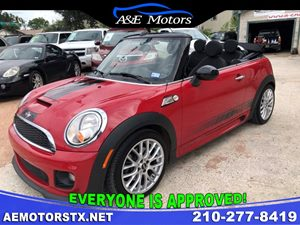 View 2013 MINI Cooper Convertible