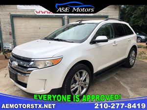 View 2012 Ford Edge