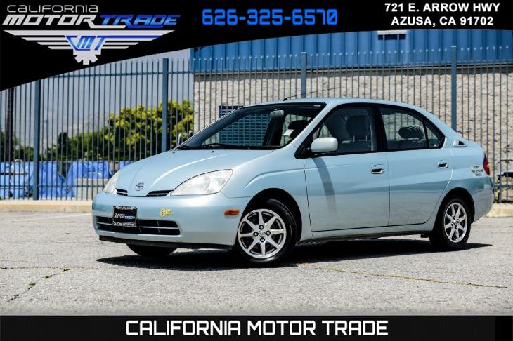 Sold 2002 Toyota Prius Base In Azusa