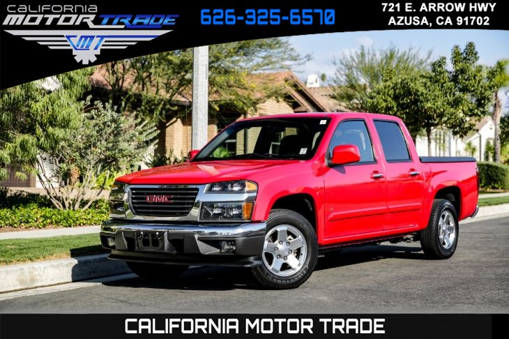 2009 GMC Canyon SLE2