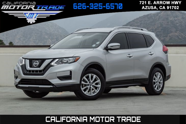 2017 Nissan Rogue SV (BACKUP CAMERA & KEYLESS START)