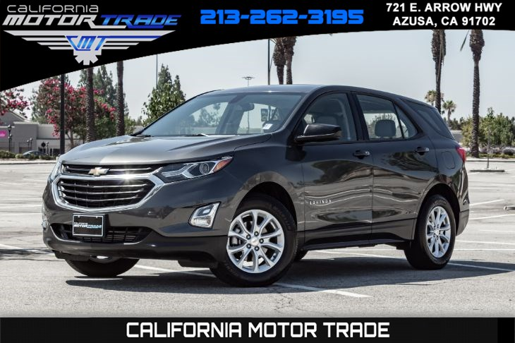 2018 Chevrolet Equinox LS (BACKUP CAMERA & KEYLESS START)