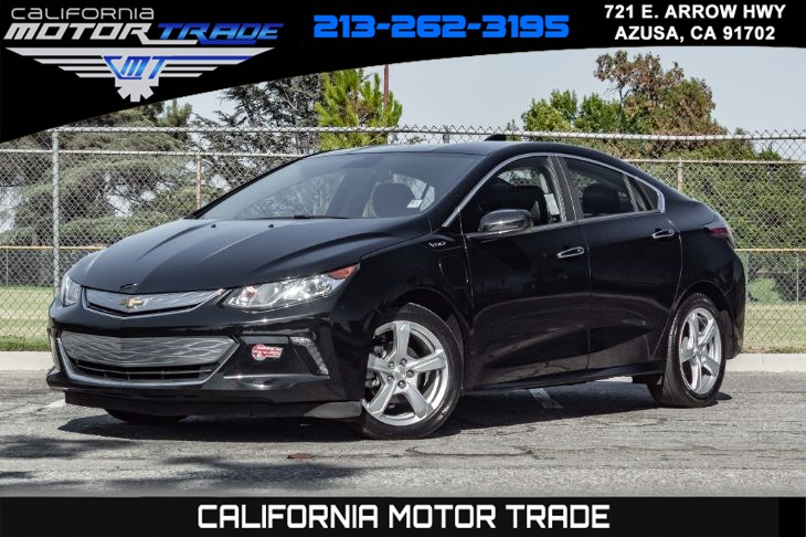 2017 Chevrolet Volt LT(BACKUP CAMERA & COMFORT PACKAGE)