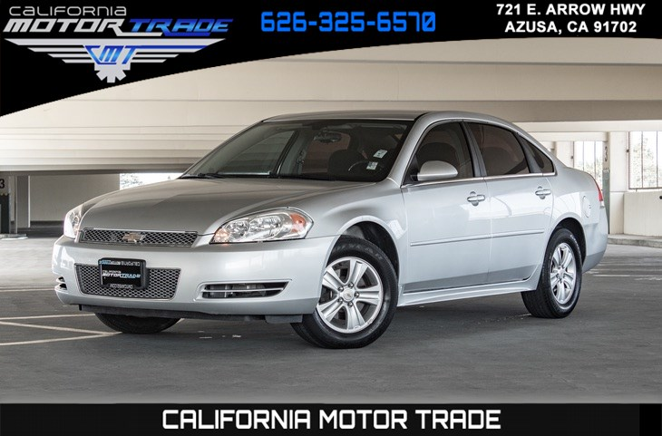 2014 Chevrolet Impala Limited LS (KEYLESS ENTRY & BLUETOOTH)