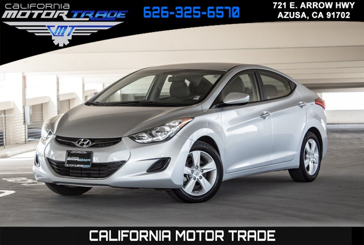 2013 Hyundai Elantra GLS (KEYLESS ENTRY & POWER DOOR LOCKS)