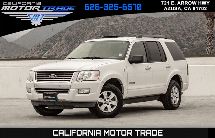 2008 Ford Explorer XLT (KEYLESS ENTRY & CRUISE CONTROL)