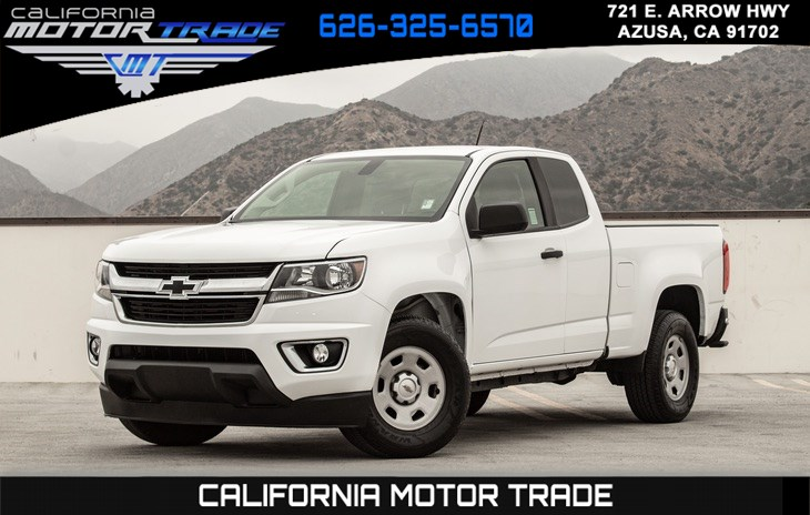 2016 Chevrolet Colorado 2WD Base (BACKUP CAMERA & BLUETOOTH)