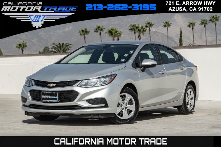 2017 Chevrolet Cruze LS (TURBOCHARGED & BACKUP CAMERA)