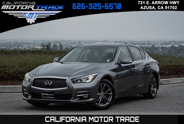 2017 INFINITI Q50 3.0t Signature Edition (TURBOCHARGED & NAVIGATION)