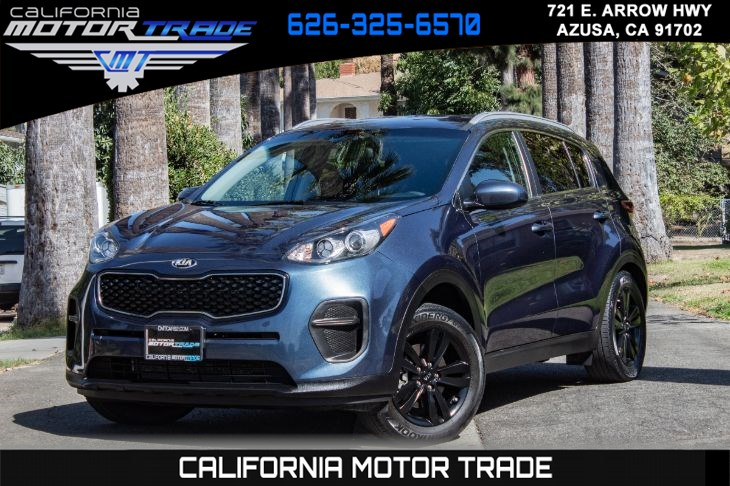 2017 Kia Sportage LX (LX POPULAR PKG & BACKUP CAMERA)