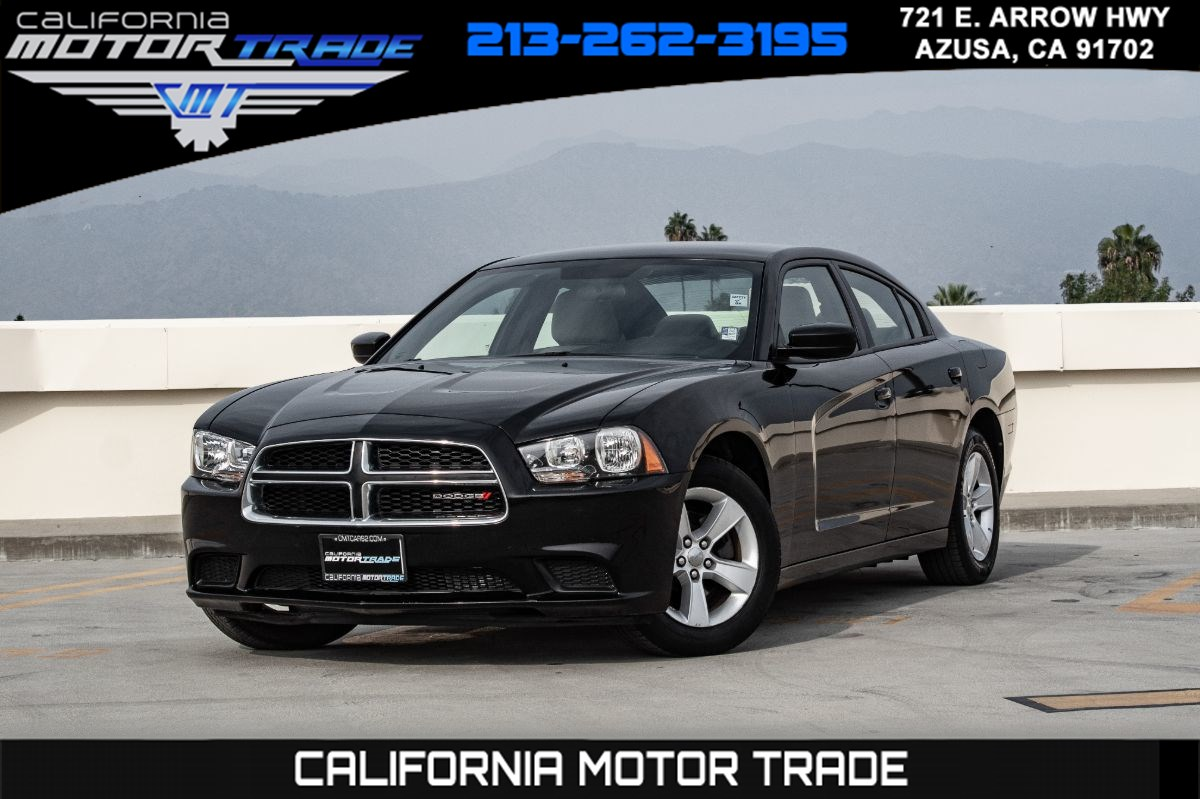 2014 Dodge Charger SE (8 SPEED AUTOMATIC & KEYLESS START)