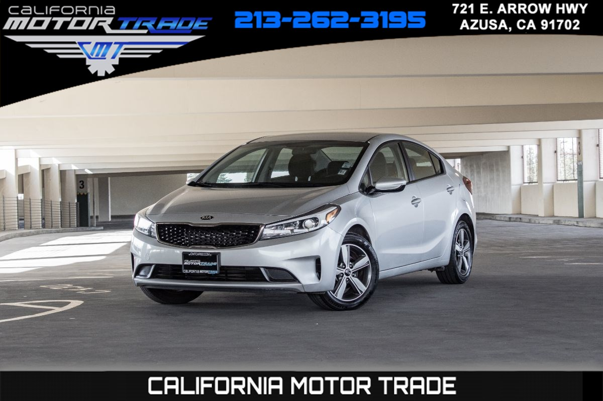 2018 Kia Forte LX (LX POPULAR PACKAGE & BACKUP CAMERA)