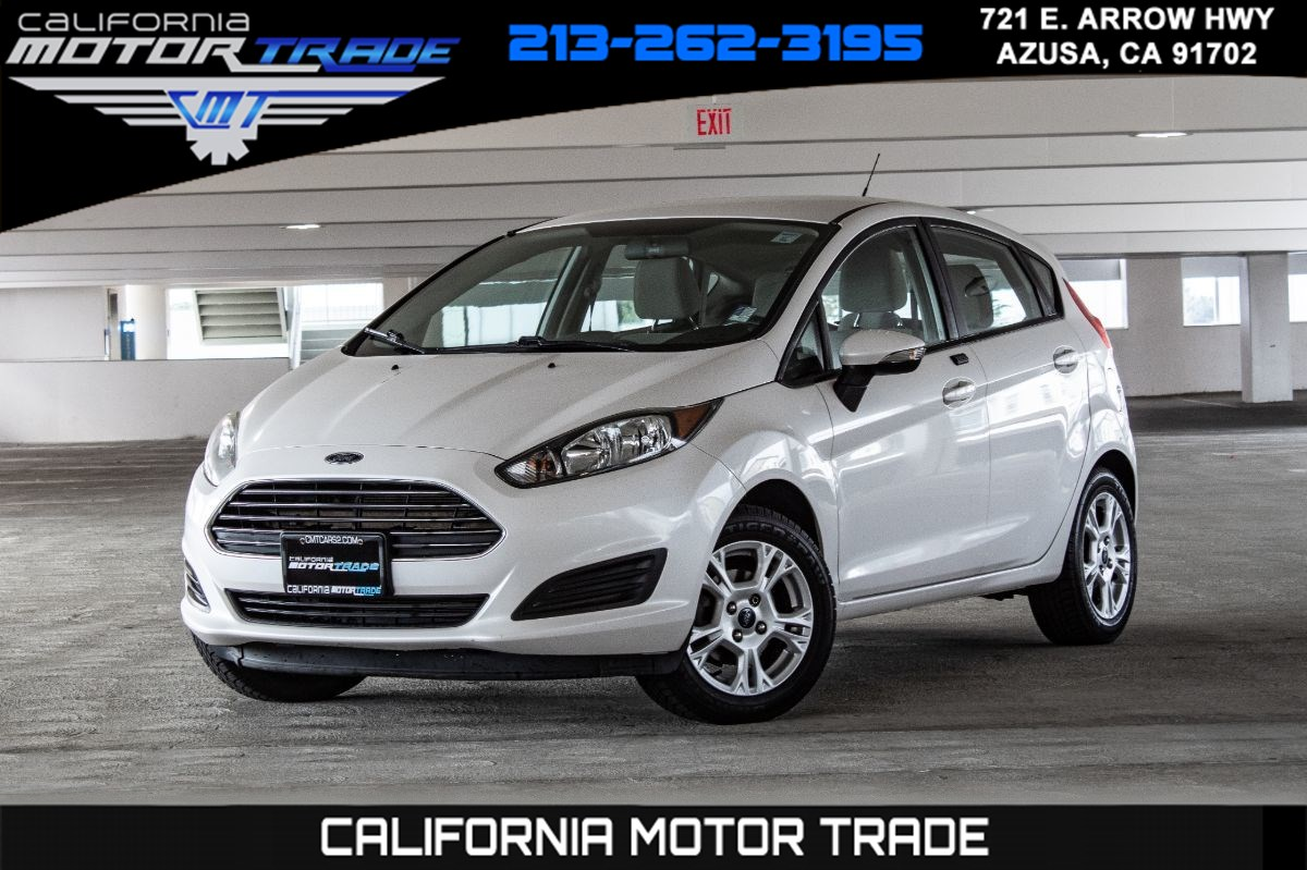 2016 Ford Fiesta SE (6-SPEED POWERSHIFT A/T & REMOTE START)