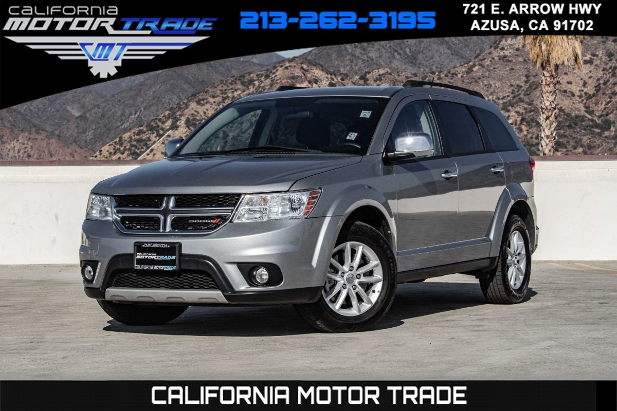 Sold 2016 Dodge Journey Sxt Comfort Convenience Group 3rd Row Seats In Norco
