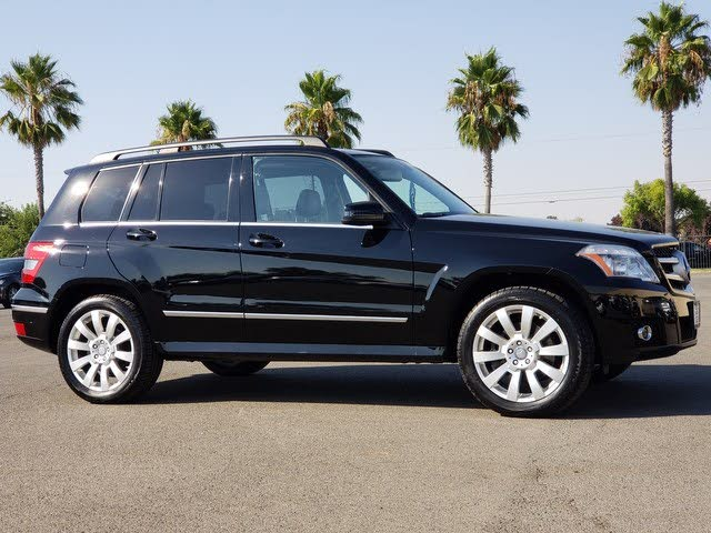 Used 2012 Mercedes Benz Glk 350 In Rio Linda
