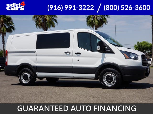 2016 Ford Transit Cargo Van - Cal Auto Outlet 4 Cars