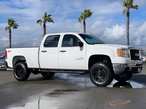View 2010 GMC Sierra 2500HD