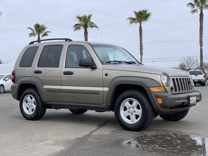 used 2006 jeep liberty sport 4x4 in rio linda
