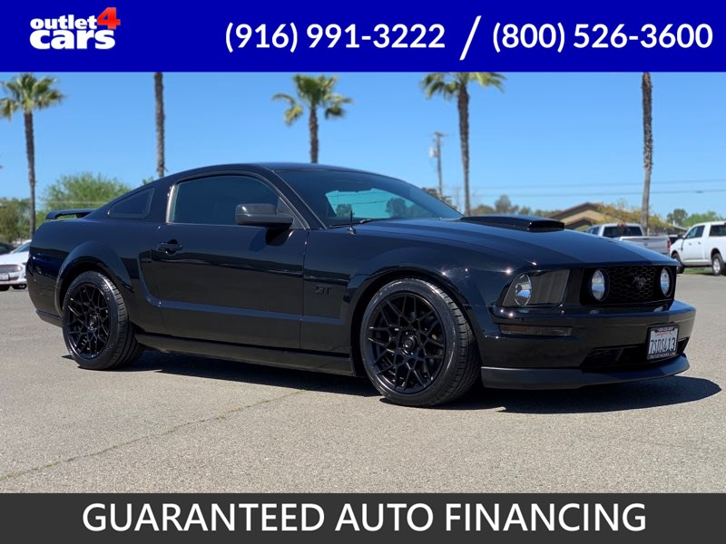 ford mustang 4 speed automatic transmission