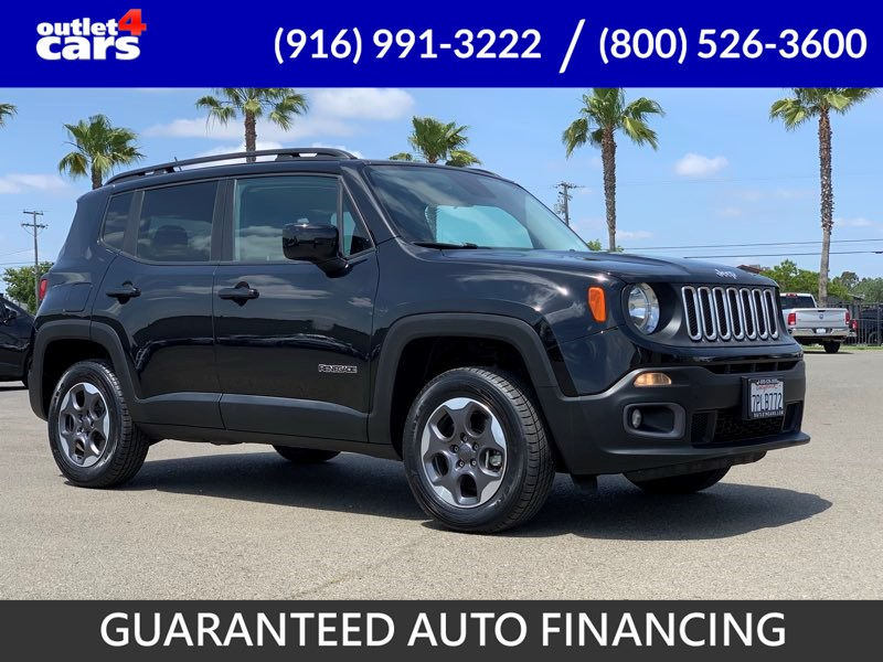 2015 Jeep Renegade Latitude 4X4 - Cal Auto Outlet 4 Cars
