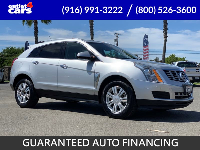 Sold 2016 Cadillac Srx Luxury Collection In Rio Linda