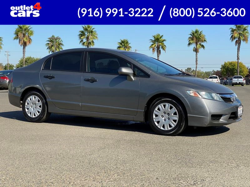 2010 Honda Civic Sdn DX-VP