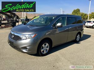 View 2015 Nissan Quest