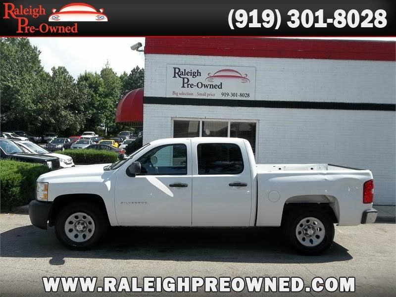 Used 2013 Chevrolet Silverado 1500 Work Truck in Raleigh