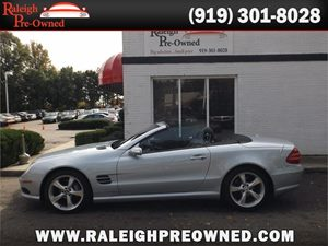 View 2006 Mercedes-Benz SL500