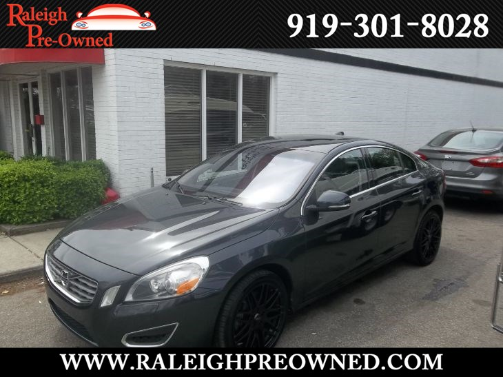 2012 Volvo S60 T6 - Raleigh Pre-Owned