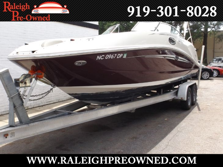 2009 Sea Ray 260 Sundeck - Raleigh Pre-Owned